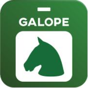 Imagem do aplicativo Galope